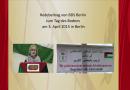 Redebeitrag von BDS Berlin zum Tag des Bodens