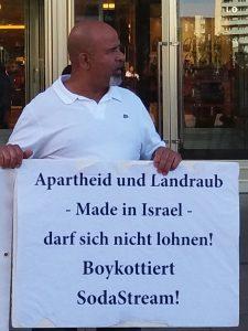 Apartheid und Landraub