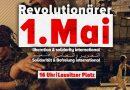 Redebeitrag von BDS Berlin auf der Revolutionären 1. Mai Demonstration 2017
