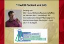 Shir Hever – Hewlett Packard und BDS