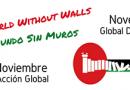 9. November – Weltweiter Aktionstag für eine Welt ohne Mauern
