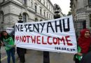 Kundgebung am Mo 04. Juni: Netanyahu Not Welcome – Stop the War, Freedom for Palestine