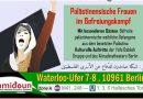 Palästinensische Frauen im Befreiungskampf