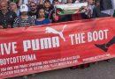 Samstag 6. Juli 2019 – Kundgebung vor PUMA Concept Store am Hackeschen Markt