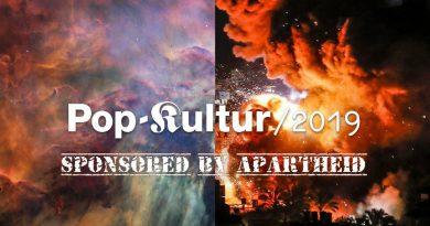 Boykottiert das Pop-Kultur Festival Berlin 2019!