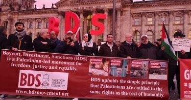BDS tritt für den einfachen Grundsatz ein, dass Palästinenser*innen dieselben Rechte haben wie alle anderen Menschen auch