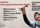 Schlüssel zur Gerechtigkeit: Schluss mit der andauernden palästinensischen Nakba