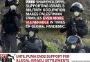 Drei Aktionen zum 3. Aktionstag des globalen #BoycottPUMA Aktionstag (online)