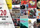 Die 20 wichtigsten Beiträge unserer gemeinsamen Arbeit für Gerechtigkeit im Jahr 2020