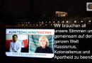 Israeli Apartheid Week 2021 in Berlin – Gegen Rassismus, Kolonialismus und Apartheid