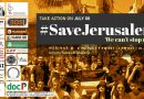 #SaveJerusalem – We can't stop now!